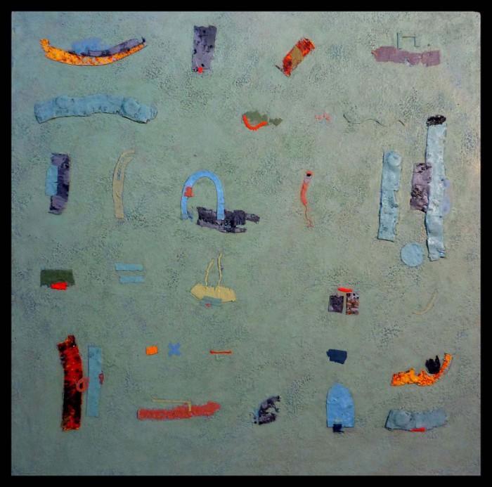 David Hayward Selected Works - Chatham series (2010)