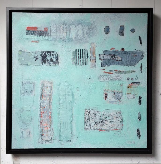 David Hayward Selected Works - Airfix (Crash Site) 2013
