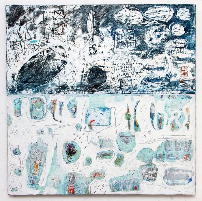 David Hayward Selected Works - Archipelago II (2013)