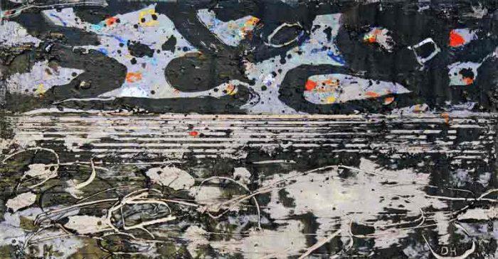 David Hayward Selected Works - Ballinskelligs (Dark Shore)(2018)