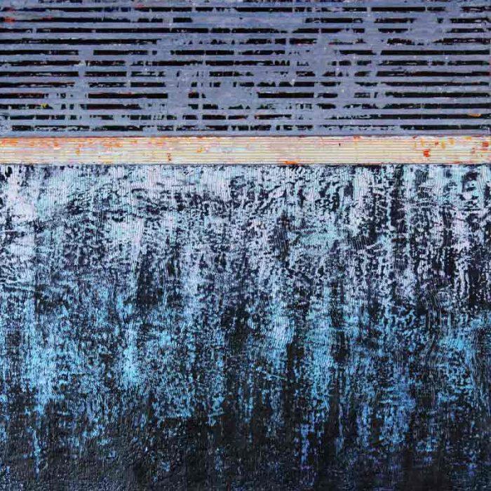 David Hayward Selected Works - Deep Blue (2017)