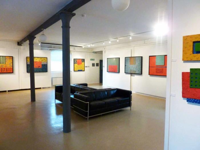 David Hayward Selected Works - Exhibition Creek Gallery, Faversham