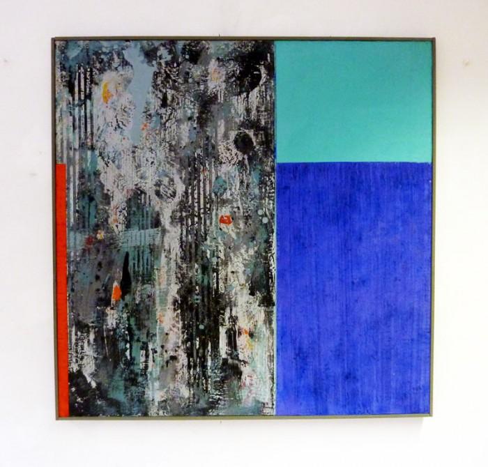 David Hayward Selected Works - Marseilles I (2014)