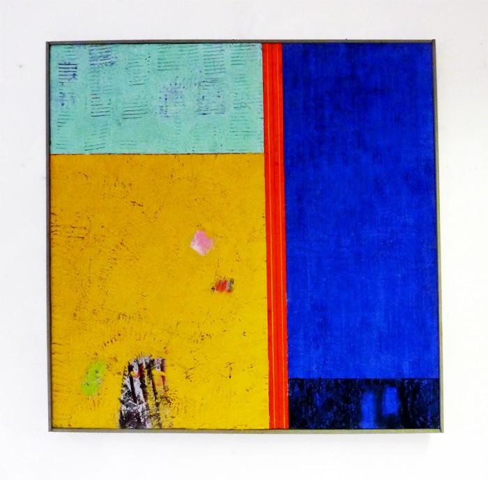 David Hayward Selected Works - Marseilles III (2015)