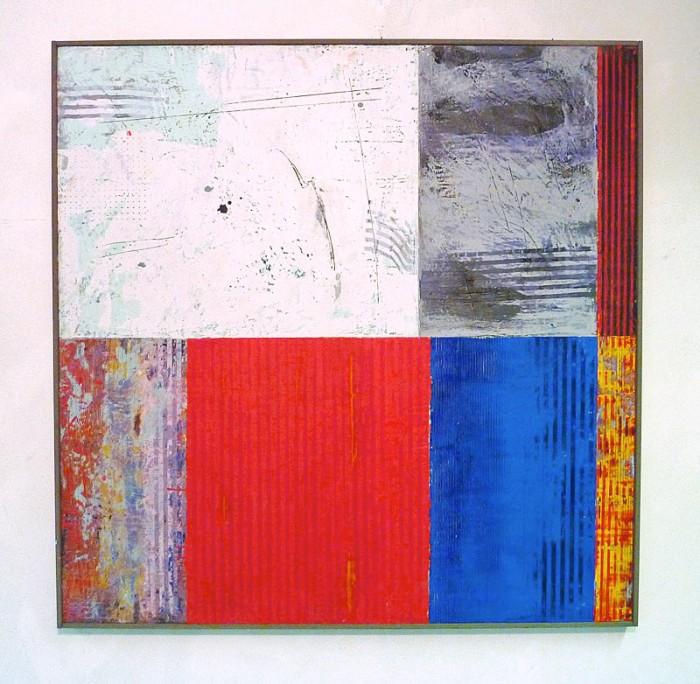 David Hayward Selected Works - Marseilles II (2014)