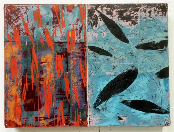 David Hayward Selected Works - Mountain Street (2013)