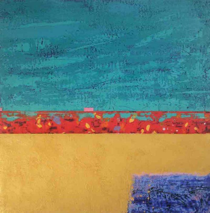 David Hayward Selected Works - Oasis Maroc (2018)
