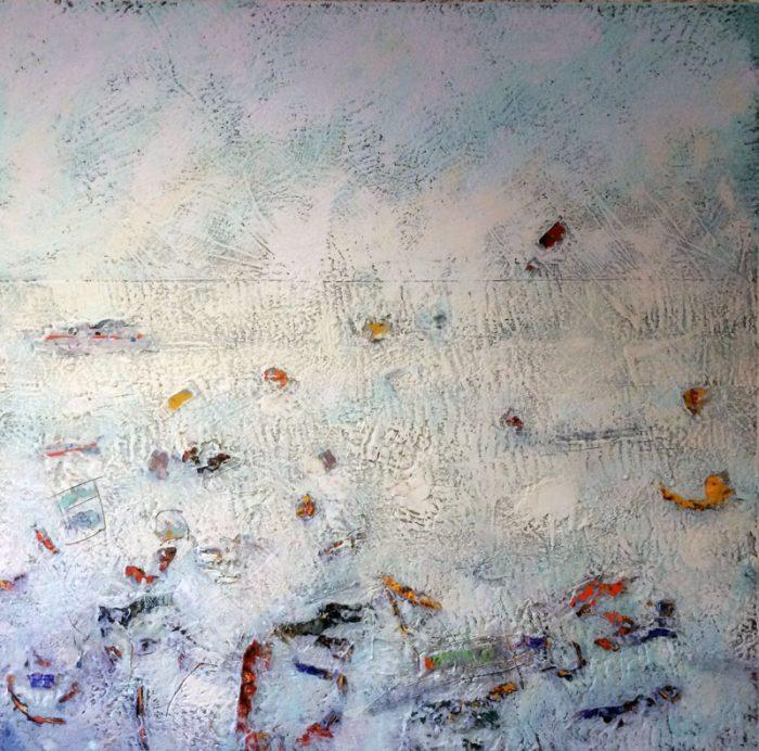 David Hayward Selected Works - Shhsshh II 2016