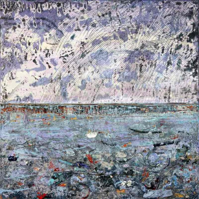 David Hayward Selected Works - A Change in the Weather (2017)