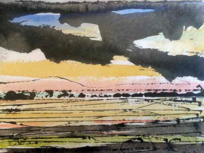 David Hayward Selected Works - Flood plain Ashford