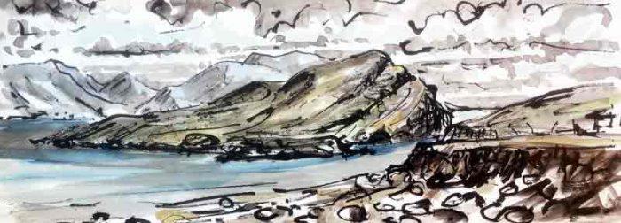 David Hayward Selected Works - County Kerry 2017