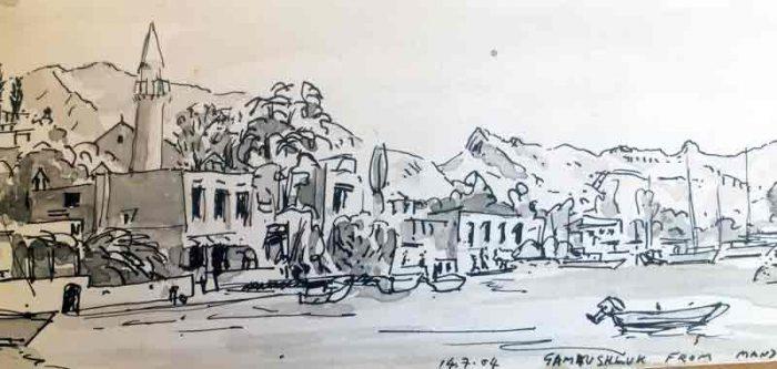 David Hayward Selected Works - Gamushluk Turkey