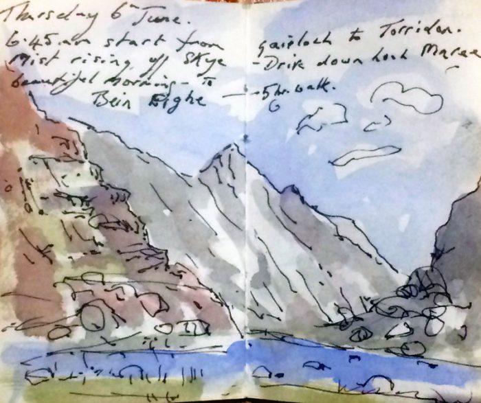 David Hayward Selected Works - LochTorridon Highlands