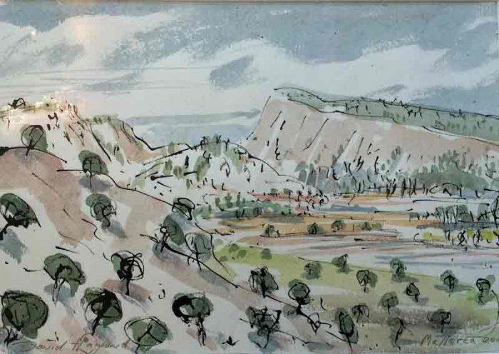 David Hayward Selected Works - Banyolla Mallorca 2015
