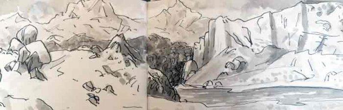 David Hayward Selected Works - Picos de Europas Spain