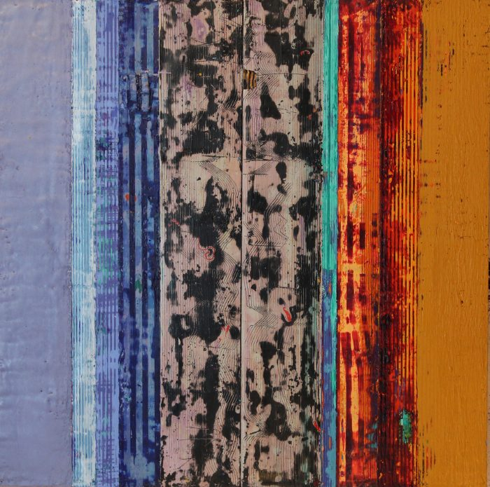 David Hayward Selected Works - Chemin de Fer 2019
